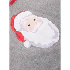 Santa claus Familia a juego Pijamas De Navidad