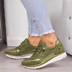 Vrouwen Kunstleer Casual Outdoor met Vastrijgen schoenen
