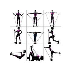 Bandas de resistência para fitness