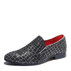 Penny Loafer Casual Sparkling Glitter Men's Men's Loafers
