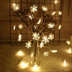 Merry Christmas PVC Lights Christmas Décor Snowflake