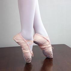 Enfants Ballet Chaussures plates Toile Ballet