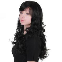 Hullámos Emberi haj keverék Emberi hajból parókák 170g