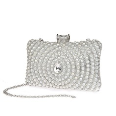 Élégante Perle d'imitation Pochettes