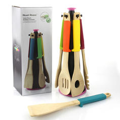 Silicone Cooking Utensils (Set of 6)