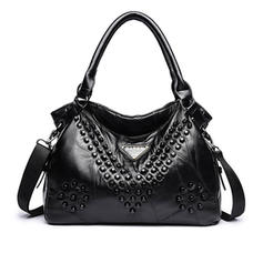 Elegant Genuine leather Totes Bags/Shoulder Bags