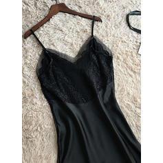 Silk Lace Slip