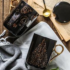 Vánoce Keramický Hrnky na kávu