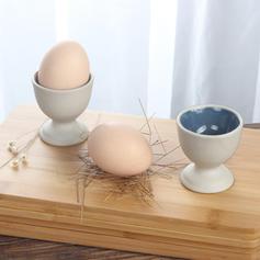 Simple Porcelain Egg Cup