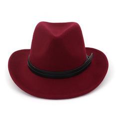 Unisex Unique Felt Fedora Hats