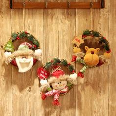 Boże Narodzenie Ozdoby Tkanina Dekoracje świąteczne