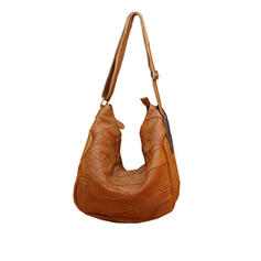 Elegant Genuine leather Shoulder Bags/Hobo Bags