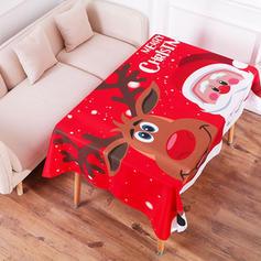Boże Narodzenie Obrus Tkanina Dekoracje świąteczne