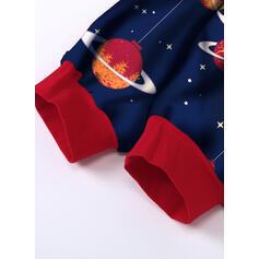 Επιστολή Κινούμενα Σχέδια Οικογένεια Εμφάνιση Χριστουγεννιάτικες πιτζάμες