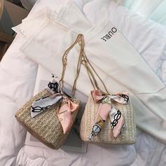 Elegant/Gorgeous/Unique Straw Crossbody Bags/Shoulder Bags/Bucket Bags