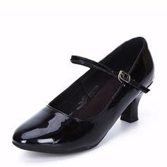 Women's Ballroom Heels Leatherette Ballroom