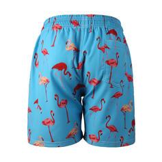 Pour des hommes Dot Shorts de bain Maillot de bain
