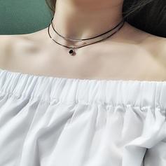 Gentil Alliage Femmes Collier de mode
