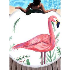 Animal Boho Beach Towel
