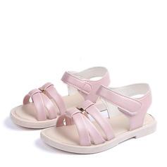 Сандалі Низька підошва Взуття для дівчаток з Липучка ґудзики