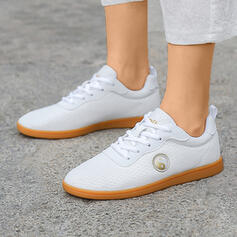 Women's Unisex Mesh Casual Outdoor With Lace-up shoes