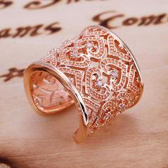 Prachtige Verzilverd Fashion Ringen