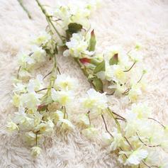 Gałęzie Jedwab Jedwabne Kwiaty