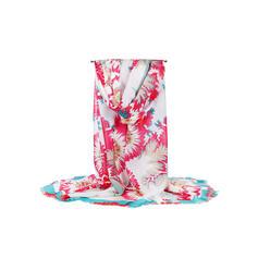 Floral Chal/atractivo/moda Bufanda