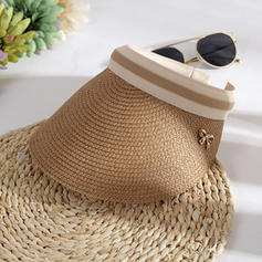 Ladies' Hottest Salty Straw Baseball Caps/Beach/Sun Hats