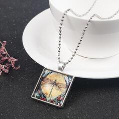Boho Hottest Alloy Glass Necklaces