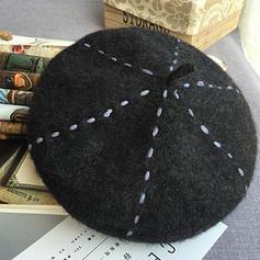 Ladies' Beautiful/Charming Acrylic/Wool Blend Beret Hats