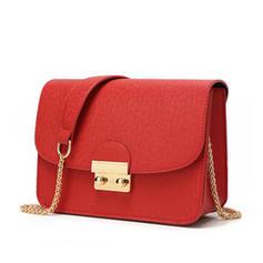 Elegant PU Shoulder Bags