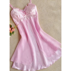 Nylon Chinlon Lace Slip