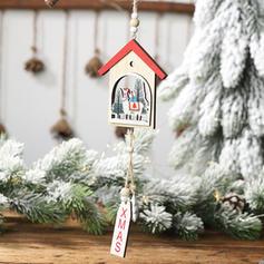 god jul hengende Elk Tre Julevedheng Trehengende ornamenter