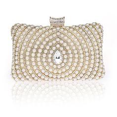 Elegante Perla imitazione Pochette