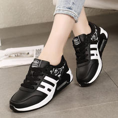 Women's PU Casual Outdoor Hiking With Lace-up shoes