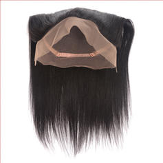 4A Straight Human Hair Closure (Sold in a single piece) 130g