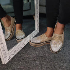 Women's PU Casual Outdoor With Rhinestone shoes