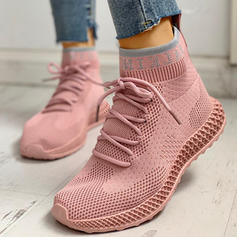 Women's Mesh Casual Outdoor With Zipper shoes