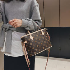 Fashionable PU Tote Bags/Shoulder Bags