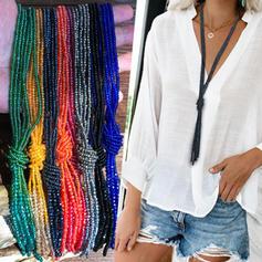 Unique Gorgeous Fashionable Crystal Necklaces