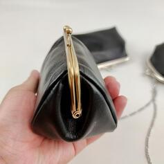 Charme/Clássica/Vintage/Pequeno/Simples Bolsa de Ombro/Carteiras e Braceletes/Balde Malas
