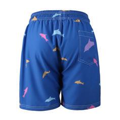 Men's Fish Board Shorts Swimsuit