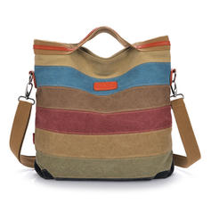 Fashionable/Special/Stripe Canvas Totes Bags/Shoulder Bags
