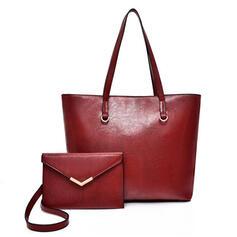 Elegante/Clásica/Simple Bolsas de mano/Bolso de Hombro