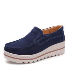 Pentru Femei Ţesătură călcâi plat Balerini cu Altele pantofi