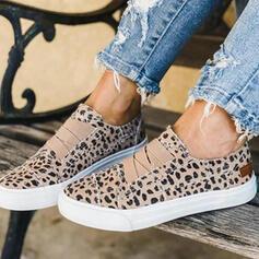 De mujer Lona Casual al aire libre con Banda elástica zapatos