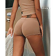 Solido Sexy Scheletrico Solido Pantaloncini