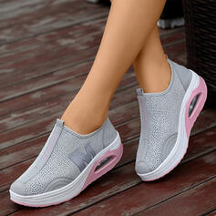 Women's Cloth Mesh Casual Outdoor With Letter shoes