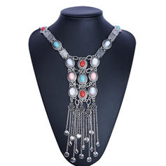 Shining Alloy With Gem Women's Beach Jewelry
